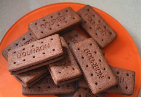 Bourbons - a biscuit for bribing