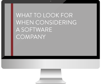 Free Checklist - Choosing the Right Software Development Company